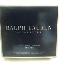RALPH LAUREN TRAVEL SPRAY COLLECTION FOR MEN
