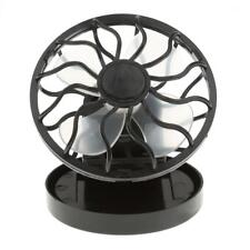 Mini Clip-on Solar Cell Fan Sun Power Fan Outdoor Travel Fishing Cooler