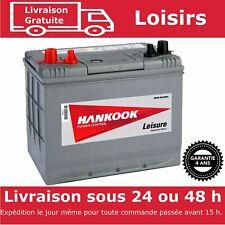 Hankook MV24 Batterie de Loisirs Pour Caravane Bateau 12V 72AH