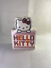 Hello Kitty Coin Bank 2012 Collectable Sanrio Piggy Bank Jar Room Decoration