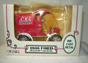 ERTL 1905 Delivery Truck Bank ACE Hardware Diecast 1:25 Scale