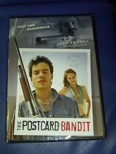 The Postcard Bandit - BRAND NEW & SEALED - Rare DVD - Tom Long