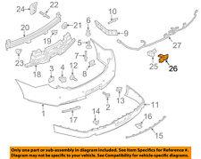 2003-2011 Lincoln Town Car Air bag Seat Weight Sensor OEM 12228430