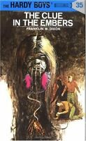 The Clue in the Embers (Hardy Boys, Book 35) by Franklin W. Dixon