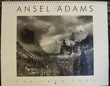 Ansel Adams Calendar 2000, photographie, Ansel Adams, photographie,