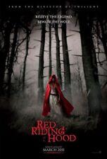 RED RIDING HOOD MOVIE POSTER 2 Sided ORIGINAL Advance 27x40 AMANDA SEYFRIED
