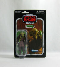 NEW 2010 Star Wars ✧ Kit Fisto ✧ Vintage Collection VC29 MOC