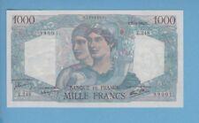(Ref: Z.248) 1000 FRANCS MINERVE ET HERCULE 25/04/1946 (SPL-)