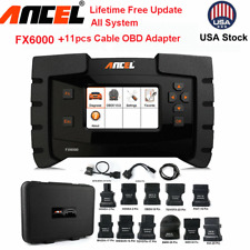 Automotive Full Systems ABS airbag Oilreset EPB TPMS DPF EPS SAS IMMO scanner US