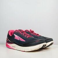 Altra Torin 2.5 Women's Running Shoes Zero Drop Black Pink A2634 Size 8.5