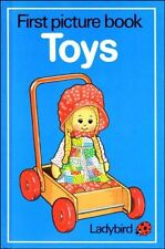 First Picture Book of Toys (Ladybird First Picture Books),Ladybird Books, Peter