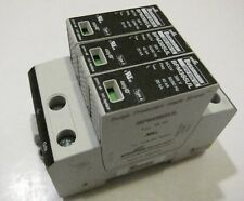 Cooper Bussmann Surge Protector Device 3 Pole 277/480V Type 4 With 3 BPM385UL