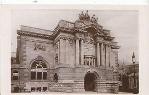 Bristol Postcard - New Art Gallery - Bristol - Real Photograph   U1001