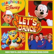 Various Artists : Playhouse Disney: Lets Dance CD
