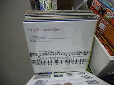 United States Marine Band President's Own LP private SEALED John R Bourgeois