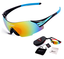 Men Cycling Polarized Sunglasses Bicycle Glasses Ourdoor Bike Windproof Glass
