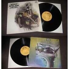 PETRA JANU & PRO ROCK - Motorest LP Czech Prog Rock