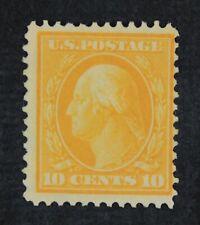 CKStamps: US Stamps Collection Scott#338 10c Washington Unused NH Appear Regum