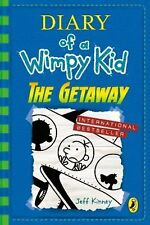 Diary of a Wimpy Kid The Getaway Book 12 Hardcover 224 Pages English Language