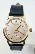 Solid 18k JAEGER LeCOULTRE Automatic Watch Cal P813* EXLNT* SERVICED* RARE