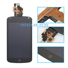 Full Lcd Touch Digitizer Screen Assembly Replacement For LG Google Nexus 4 E960