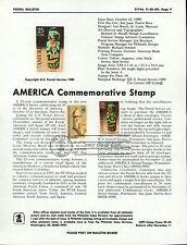 Ranto Cachet US FDC #2426 Unofficial Souvenir Page Pre-Columbian Customs 1989