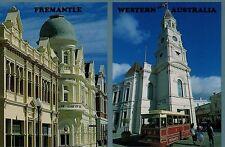Old Postcard: FREMANTLE, Western Australia.
