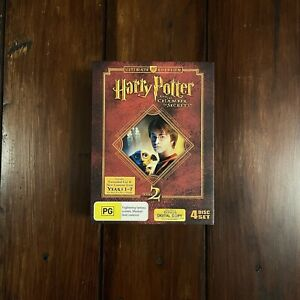 Harry Potter and the Chamber of Secrets Ultimate Edition DVD (4 Disc Set)
