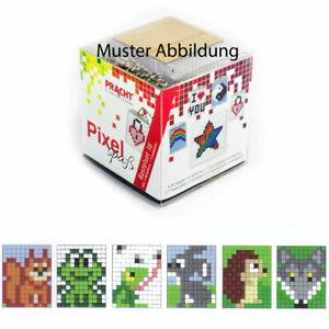 Pixel Spaß Bastel-Set 30 - Schlüsselanhänger 90068-63501 Neu