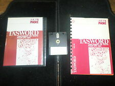 Jeu Amstrad CPC 6128 - TASWORD - Semaphore