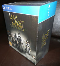 Lara Croft And The Temple Of Osiris Collector Gold Edition - PlayStation 4  NEUF