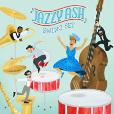 Jazzy Ash - Swing Set [New CD]