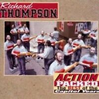 Richard Thompson - Action Packed:The Best Of The Capitol Years (NEW CD)