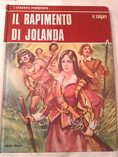 E. SALGARI - IL RAPIMENTO DI JOLANDA - MALIPIERO 46 - 1976