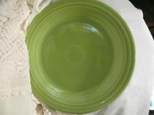 """Vintage Fiesta Ware Fiestaware Chartruese 10 1/4"""" Dinner Plate Homer Laughlin"""