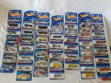 Hot Wheels Cars Assorted Cars Toys Set of 48 Collectible 03-05