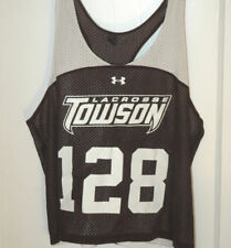 Under Armour TOWSON UNIVERSITY LADY TIGERS Lacrosse Jersey RARE Women's MARYLAND