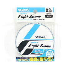 Varivas P.E Line Light Game Super Premium Center Mark 150m P.E 0.3 6.5lb (5561)