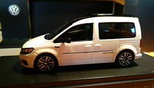 Modellauto VW Caddy Edition 35 in 1:43 Farbe: weiss RAR und NEU