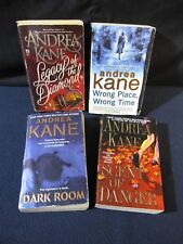 Andrea Kane: Dark Room, Scent of Danger plus 2 More! - Incl. Shipping!!