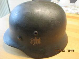 Stahlhelm Wehrmacht Original M35 gebraucht