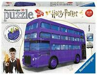 Ravensburger Harry Potter Knight Bus 216 piece 3D Jigsaw Puzzle for Kids age 8