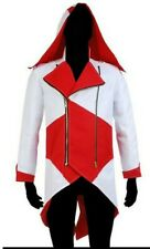 Assassin's Creed III Connor Kenway Hoodie Jacket Cosplay - Small Good Condition