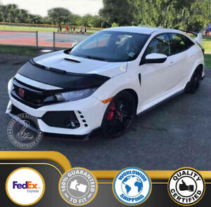 Car Bonnet Hood Bra For Honda Civic Coupe Sedan 2016 2017 2018 2019 2020 2021