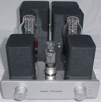 Audio Nirvana 300B SET Single Ended Triode Class A Vacuum Tube Stereo Amplifier
