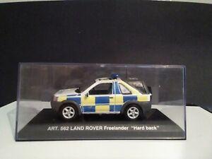 Code 3  landrover freelander Staffordshire police collision investigation unit