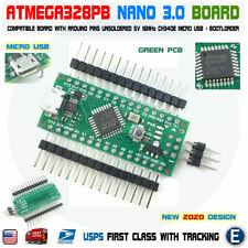 Nano V3.0 Compatible Board ATmega328PB for Arduino Micro USB ATmega328P USA