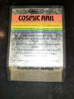 Cosmic Ark (Atari 2600, 1982) *BUY 2 GET 1 FREE +FREE SHIPPING*