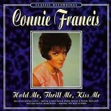 Connie Francis - Hold Me, Thrill Me, Kiss Me - CD Album (1997)