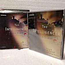 The Intelligencer by Leslie Silbert (2004, CD, Abridged)